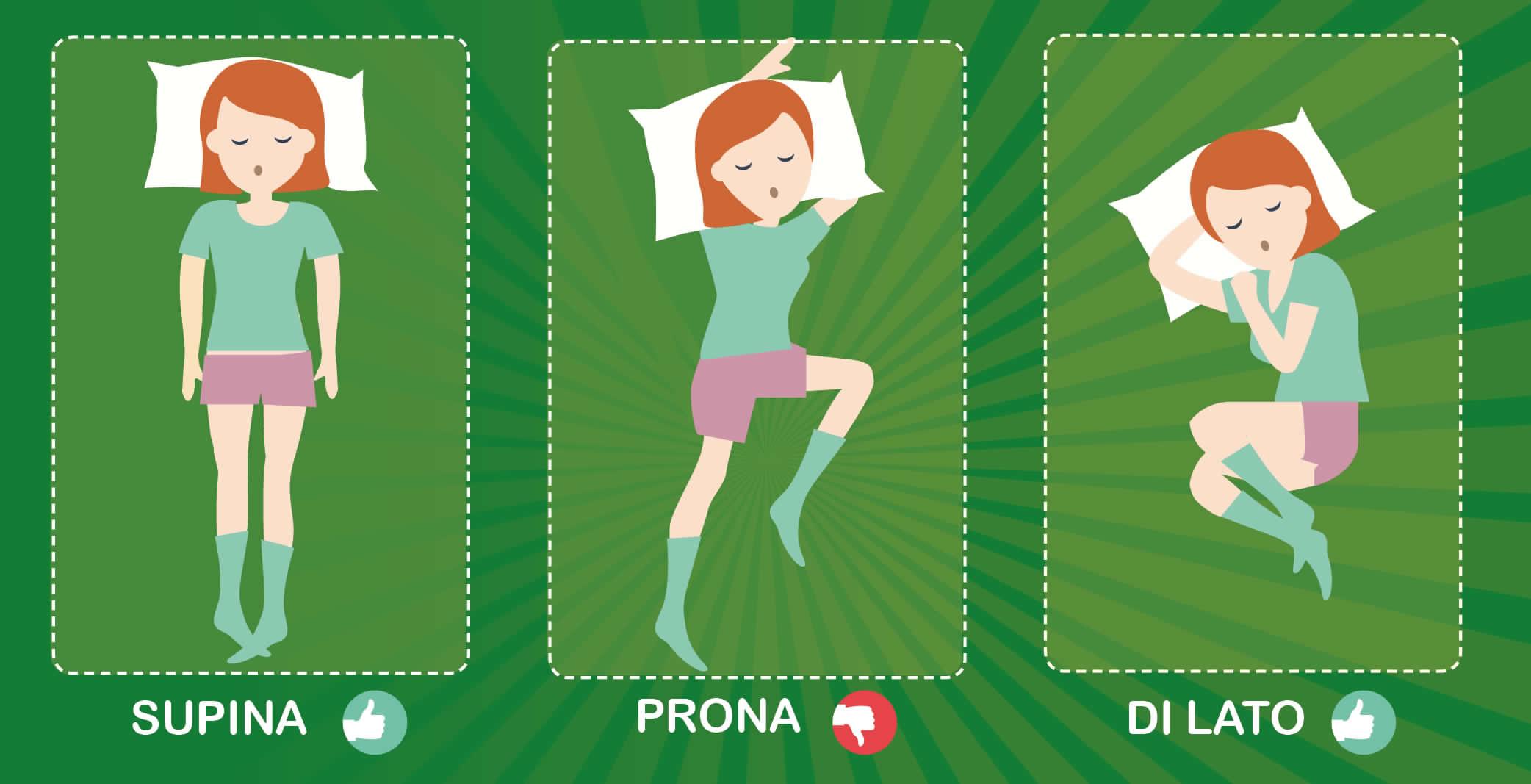 Cuscino Per Chi Dorme Di Lato.La Posizione Migliore Per Dormire La Notte Nathura